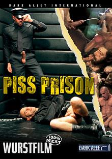 Gay Fetish Sex : pissing Prison!