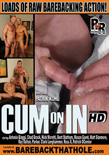 Gay Cum Sperm : cream On In!