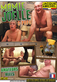Granny Fucking : Mamie Joelle Et Papy!