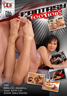 Foot Fetish : Fantasy Footjobs!