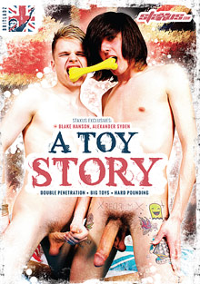 UK Gay Boys : A Toy Story!