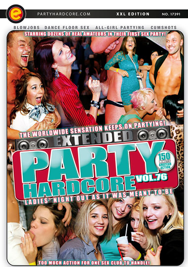 Party Hardcore 76 cover
