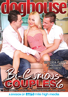 Bisexual Porn : Bi Curious Couples 6!