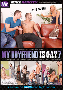 My Boyfriend Is Gay 7 cover