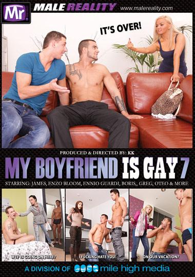 My Boyfriend Is Gay 7 cover