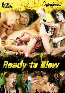 Ready To Blow cover
