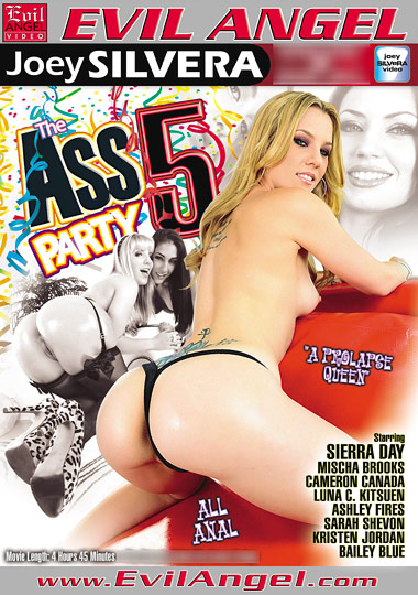 The Ass Party 5 cover