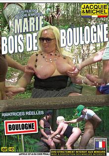 Blonde Babes : Marie Bois De Boulogne!