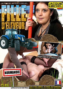 Double Penetration : Fille DEleveur!