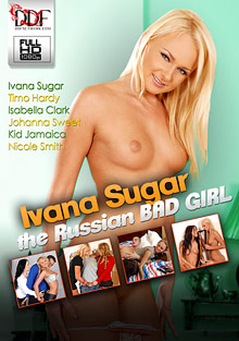 Blonde Babes : Ivana Sugar: The Russian Bad women!
