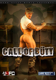 Gay Military Soldiers : Call Of Buty!
