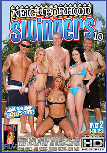 Swinger Party : Neighborhood Swingers 10!
