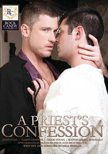 A Priest's Confession cover