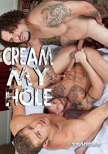 Gay Cum Sperm : Cream My Hole!