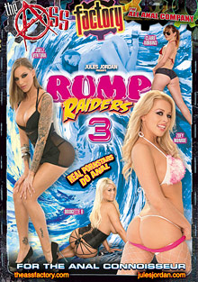 Rump Raiders 3 cover
