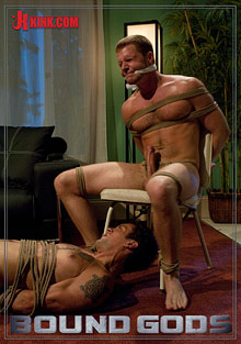 Gay Fetish Sex : Bound Gods: What The Fuck men, Theres Someone Out There!