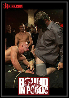 Gay Orgy GroupSex : Bound In Public: Live Shoot: Bound In Public Launch Party!