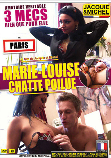 Marie-Louise Chatte Poilue cover