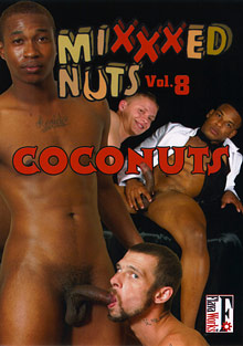 Gay Ebony Studs : Mixxxed Nuts 8: Coconuts!