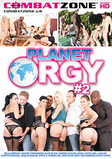 Interracial Porn : Planet group porn 2!