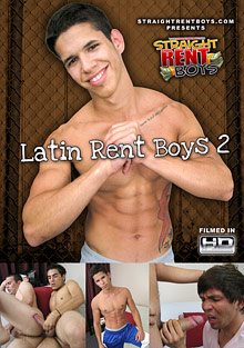 Gay Cum Sperm : latino Rent guys 2!