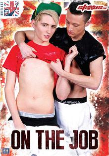 Gay Twinks Sex : On The Job!
