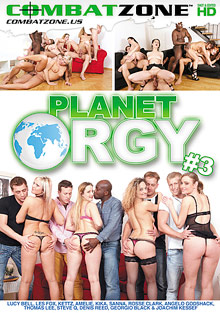 Double Penetration : Planet groupsex 3!