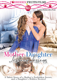 Mother-Daughter Lesbian Lessons cover