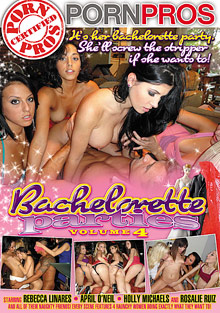 Groupsex : Bachelorette Parties 4!