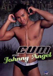 Gay Interracial Sex : cum With Johnny Angel!