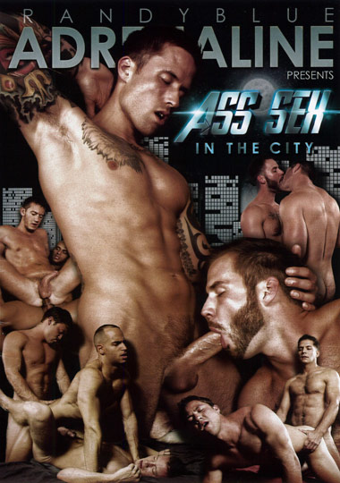 Ass Sex In The City cover