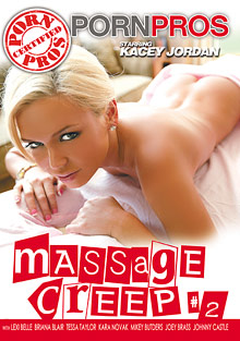 Blonde Babes : Massage Creep 2!