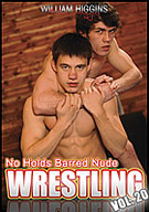 No Holds Barred Nude Wrestling 20