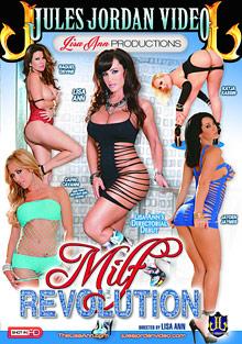 Milf Revolution cover