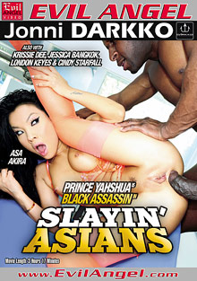 Slayin' Asians cover