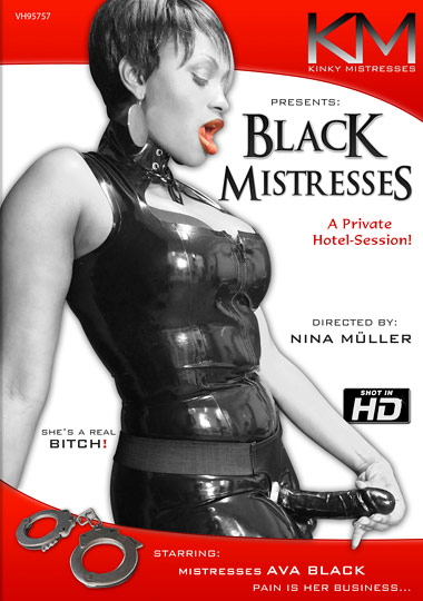 Black Mistresses cover
