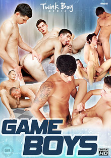 Gay Bareback Sex : Game guys!