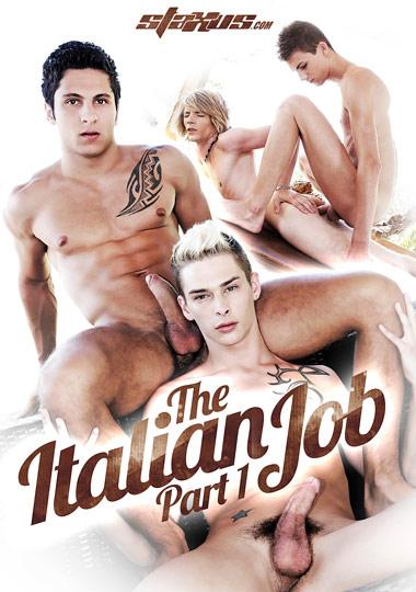 The Italian Job cover