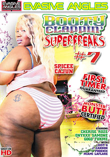 Black Cuties : Booty Clappin Superfreaks 7!