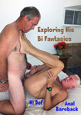 Exploring His Bi Fantasies