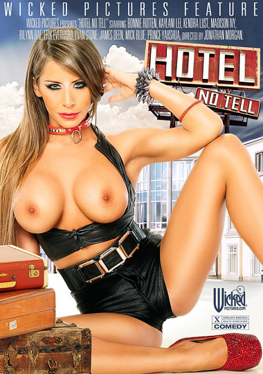 Hotel No Tell cover