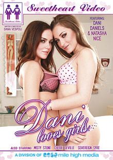 Dani Loves Girls cover