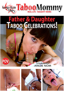 POV Blowjob : Father And Daughter Taboo Celebrations!