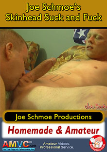 Gay Voyeur Private : Joe Schmoes Skinhead blow And Fuck!