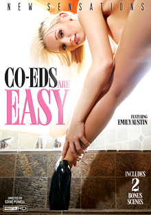 Co-Eds Are Easy cover