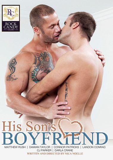 His Son's Boyfriend cover