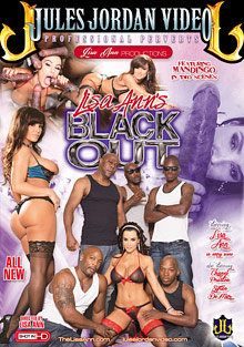 Interracial Porn : Lisa Anns Black Out!