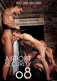 Gay Porn : Airport Security 8!