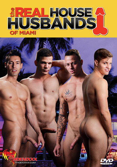 Real House Husbands Of Miami cover