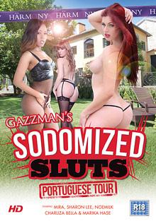 Sodomized Sluts Portuguese Tour cover